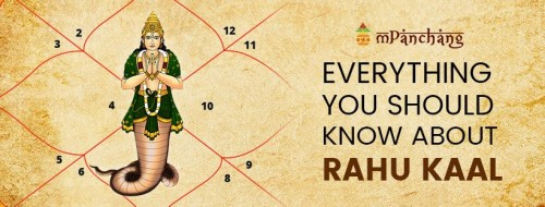 Rahu kaal is considered as inauspicious duration of the day. Know everything about Rahu Kaal and its effects in detail.  https://www.mpanchang.com/muhurat/rahu-kalam/