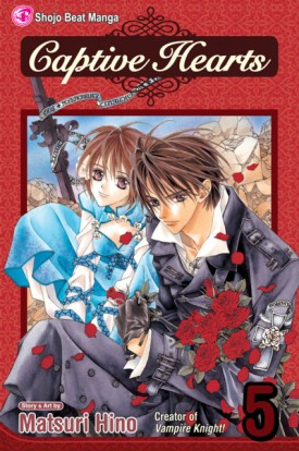 Captive Hearts v01-v05 (2008-2009) Complete