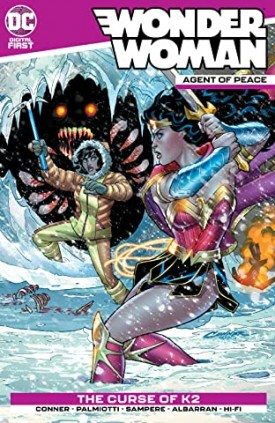 Wonder Woman - Agent of Peace #1-18 (2020)