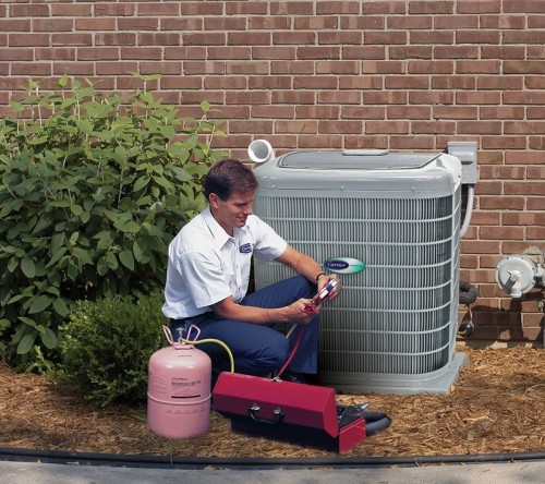 Showing HVAC system in bathroom. Summer is a great time of year, but it can also be when you struggle to keep your home cool and comfortable. If you need a residential HVAC in Herndon VA, visit here today.   Visit here : https://www.airone360.com/locations/herndon-va/