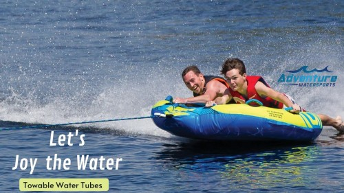 Searching for a way to beat the heat? Pools and amusement parks are fun, but nothing beats the Adventure Watersports of tubing in Riviera Beach. Book your tickets at info@adventurews.com.