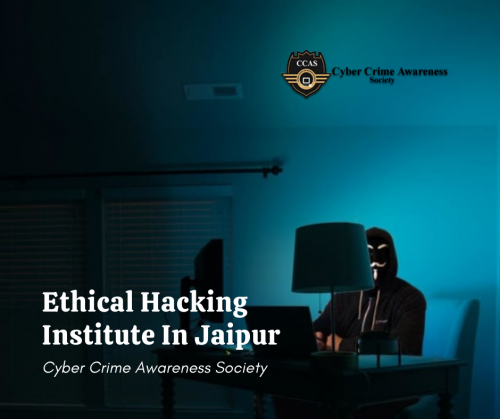 If you are searching for an Ethical Hackers Academy then you should be join Cyber Crime Awareness Society. Cyber Crime Awareness Society is one of the Best Online Ethical Hacking Institute In Jaipur. Cyber Crime Awareness Society is IT Consulting Company managed by Ethical Hackers & IT professionals, working with Police Agencies and Cyber Crime Cell of Government in India. It is also backed by a team of Experts working with RAW, CBI, ATS, IB and Cyber Crime Cell with an aim to create India the safest place of internet in the World.	  https://www.ccasociety.com/training/ethical-hacking-ceh-training-institute-in-jaipur