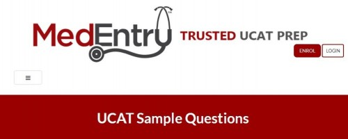 MedEntry UCAT Preparation is a registered training organisation that offers intensive, focussed and personalised UCAT training courses in all major cities of Australia and New Zealand. MedEntry is the internationally trusted UCAT preparation provider.  Visit us: https://www.medentry.edu.au/resources/ucat/sample-questions