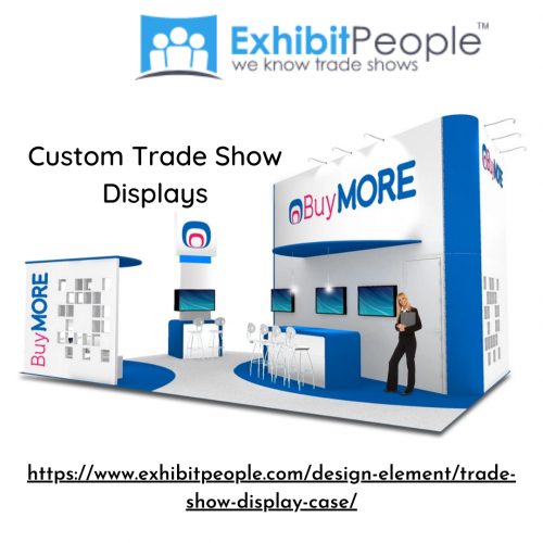 Custom trade show rentals in Orlando put your money where it has the most impact on your trade show's success. At Exhibit People, we believe that means maximizing lightweight trade show materials while minimizing related costs. Get Quote Now!