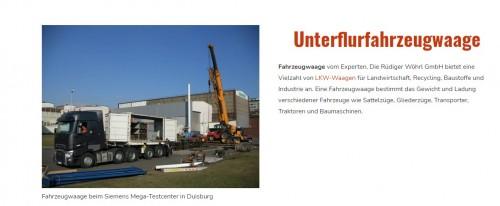Bandwaagen  Die Rüdiger Wöhrl GmbH ist Hersteller von Bandwaagen. Informieren Sie sich jetzt über unsere neuen Modelle 2021. Natürlich eichfähig!  https://www.ruediger-woehrl.com/bandwaagen/
