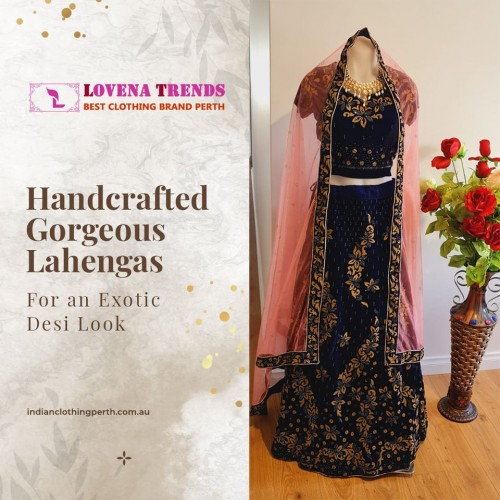 Gorgeous and vast collection on a myriad range of Indian Traditional Clothing Perth, at competitive rates. Options are multiple on different dress material, design pattern, colour combination, and other parameters of selection. Be a head-turner in your desi avatar! Visit https://indianclothingperth.com.au/ for more details.