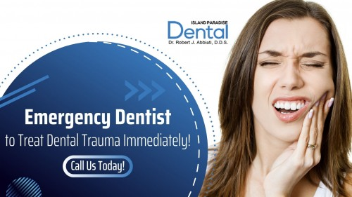 If you are experiencing a dental emergency, please do not wait. Instead, contact our experienced emergency dentist at Island Paradise Dental for urgent treatment. Give us a call at (239) 642-3233.