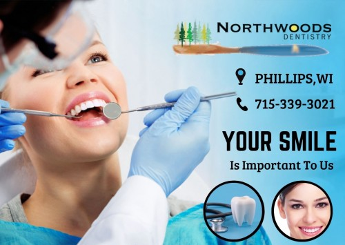 Smiling is one of the special aspects of a human being. The cosmetic dentist will examine the teeth to determine if they correct proportion with each other. We are staffed with an accomplished team of specialists.  For more details - 715-339-3021.