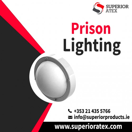 We offer Prison Lighting at reasonable prices to our local and international customers. We are a one-stop shop for your lighting needs. Call us at +353 21 435 5766.