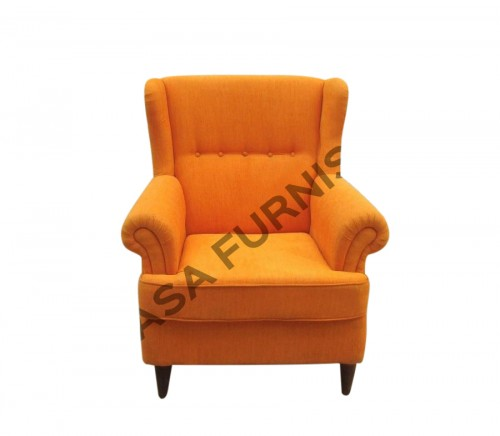 Buy Single Seater Wooden Sofa directly from the Manufacturer with customization available. Easy EMI   Easy Replacement   Free delivery all over India  Visit here :-https://www.casafurnishing.in/product/casapremium-single-seater-wooden-sofa-high-back-lounge-chair/