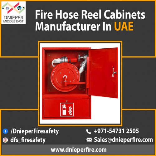 Fire Hose Reel Cabinets manufacturer in uae