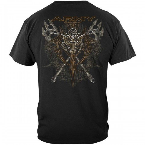 ArmyAxesGoldTribalPremiumT-Shirtback.jpg