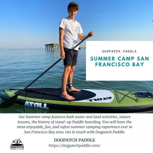 Looking for summer camps near sf bay area but doubt on their safety and security? You Don't have to worry cuz dog patch paddle is here to take care of that. So just join the summer camps through dog patch paddle and let your worries flood in the waves of happiness and joy. https://dogpatchpaddle.com/