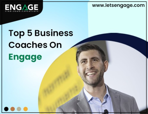 In the fast-changing world, you can never stop learning. The business coaches of Engage allows you to add plenty of value to your life by their motivation speech. Let's have a look at the top five business coaches that are available on Engage: https://www.letsengage.com/blog/top-5-business-coaches-on-engage